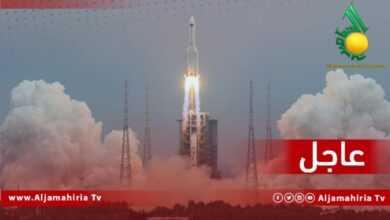 Photo of عاجل| وفق آخر تحديث سيسقط حطام الصاروخ الصيني الساعة 02:04 بتوقيت غرينتش، (+-) 60 دقيقة، ومعظم الدول العربية خارج نطاق الخطر، ما عدا عُمان والسعودية والأردن وفلسطين