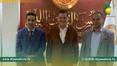 Photo of النويري وحومة يبحثان مع الدبيبة عمل الحكومة خلال الفترة الماضية