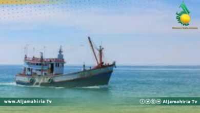 Photo of إصابة قائد زورق صيد إيطالي بطلق ناري من خفر السواحل الليبي