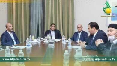 Photo of رئيس المجلس الرئاسي يستقبل مشايخ وأعيان مصراتة وزليتن