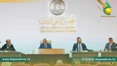 Photo of مجلس الدولة الاخواني يستكثر على الشعب الاستفتاء