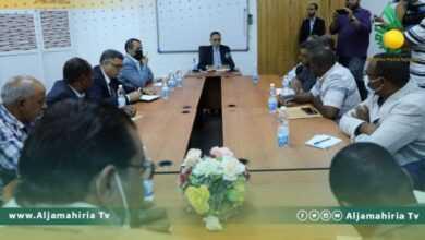 Photo of وزير الإقتصاد يعلن استحداث ديوان للوزارة بالمنطقة الجنوبية.. هذه مهامه