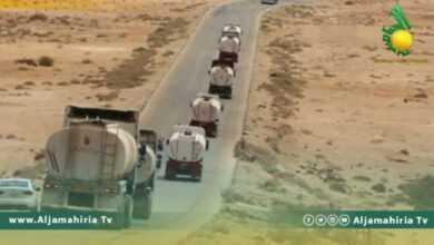 Photo of شركة البريقة: تسيير شحنة من الوقود بنوعيه البنزين والديزل للجنوب
