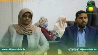 Photo of وزيرة الثقافة تزور اجدابيا.. وعميدها: تفتقد للبنية الثقافية