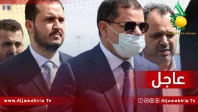Photo of عاجل// الدبيبة يؤكد على ضرورة عودة النازحين لمنازلهم في ليبيا
