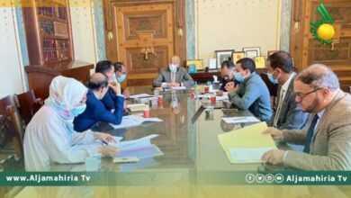 Photo of مصرف ليبيا المركزي يبحث تطوير خدمات الدفع الالكتروني