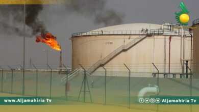 Photo of مصدر: تراجع انتاج النفط بأكبر حقول ليبيا 60 ألف برميل يوميًا