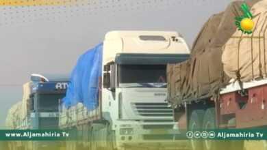 Photo of مؤسسة النفط: تسليم قافلة من المعدات الطبية لبلدية ادري الشاطىء