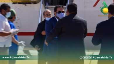 Photo of وكيل وزارة النفط والغاز يصـل مرسى البريقة.. لهذه الأسباب