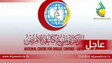 Photo of عاجل// مركز مكافحة الأمراض: تسجيل 330 إصابة جديدة بفيروس كورونا وإجمالي الإصابات في ليبيا يصل إلى 189.888 حالة