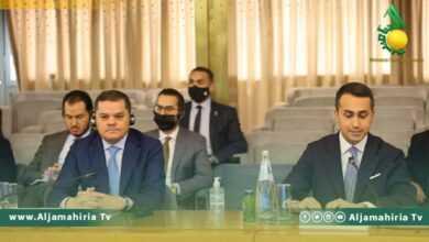 Photo of هذه بنود مذكرة التفاهم المقترحة بشأن تحويل أنظمة الطاقة بين إيطاليا وليبيا