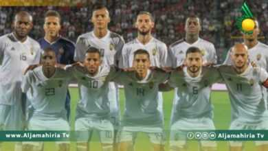Photo of المنتخب الليبي يسقط أمام ليبيريا في مباراة ودية