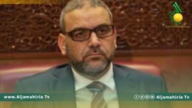 Photo of المشري: متمسكون بالاستفتاء على الدستور قبل الانتخابات