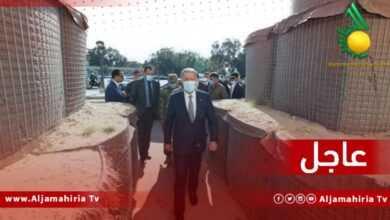 Photo of عاجل| وصول وفد تركي يضم وزيري الخارجية والداخلية و رئيسا هيئة الأركان و الاستخبارات إلى طرابلس لإجراء مباحثات مع المسؤولين في ليبيا