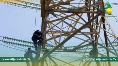 Photo of العامة للكهرباء تكشف عن سرقة للأسلاك في إدارة الجفارة