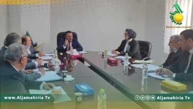 Photo of وزير الصناعة يوجه بتفعيل برامج التعاون السابقة مع تونس.. لهذه الأسباب