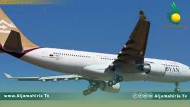 Photo of مواعيد رحلات الطيران من وإلى مطاري معيتيقة وبنينا الإثنين