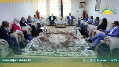 Photo of الجزائر تبدأ إمداد ليبيا بالكهرباء