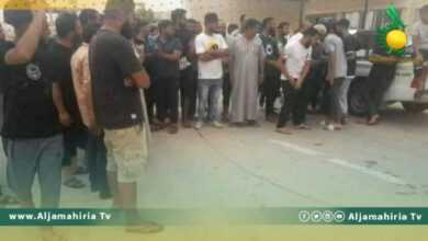 Photo of أهالي نالوت يقتحمون محطة الرويس.. والسبب؟