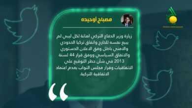 Photo of عضو نواب: زيارة وزير الدفاع التركي إهانة لليبيين