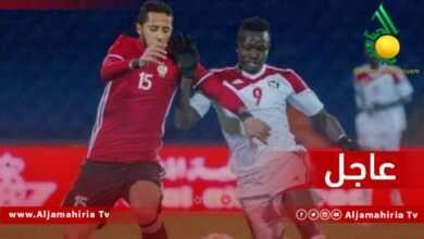 Photo of عاجل| انتهاء الشوط الأول من مباراة منتخبنا لكرة القدم أمام نظيره السوداني بتقدم الأخير بهدف دون رد
