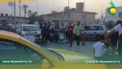 Photo of مجهولون يخطفون طفلا بمطار معيتيقة في حضور أفراد الشرطة