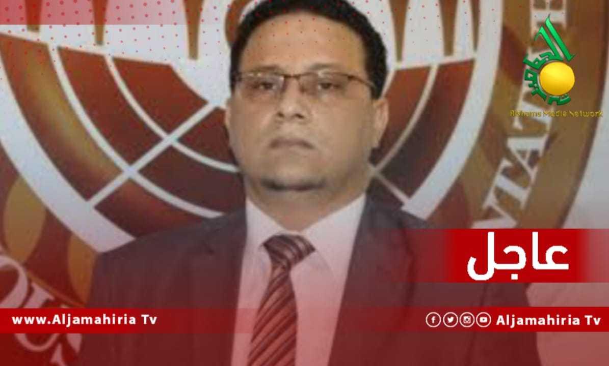 المتحدث باسم مجلس النواب عبدالله