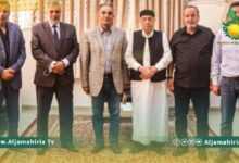 Photo of عقيلة صالح يلتقي الشلماني لبحث سبل دعم اتحاد الكرة لأداء دوره