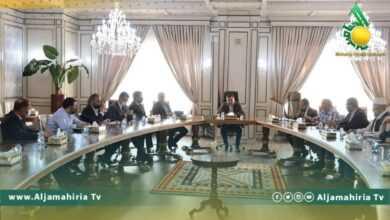 Photo of الدبيبة يتابع الوضع الوبائي في البلاد مع وزيرا الصحة والداخلية