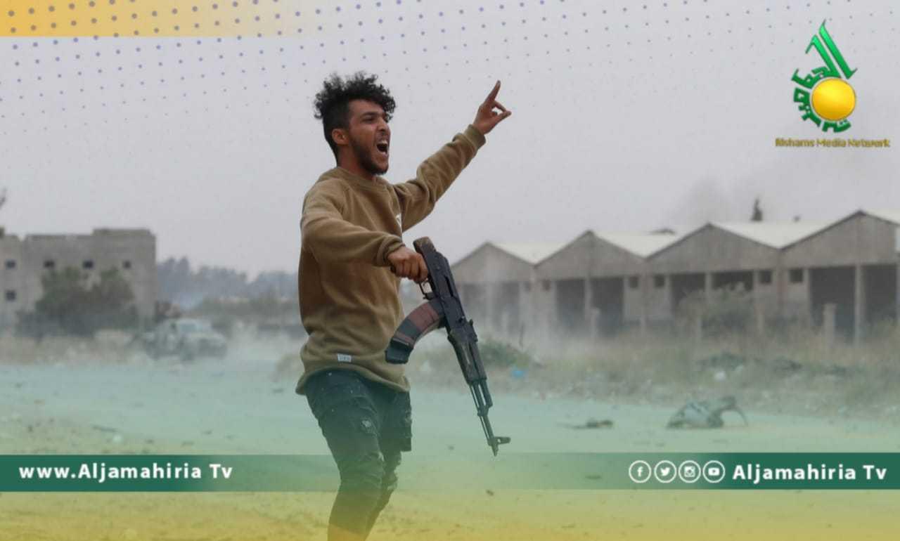الفوضى في ليبيا