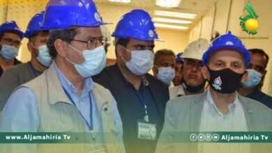Photo of وزير النفط يتفقد حقلي زلطن والاستقلال_  وهذه هى التفاصيل
