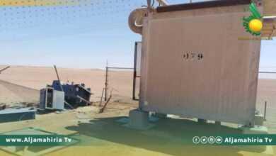 Photo of جهاز إدارة النهر الصناعي العظيم يكشف: الاعتداء على أحد الأبار بالحقل الجنوبي