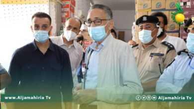 Photo of وزير الاقتصاد يتفقد السوق التجاري بـ الكريمية ويوعد بـ تحقيق الاستقرار في الأسعار