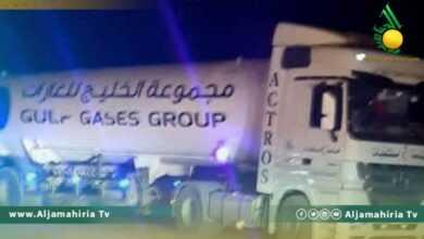 Photo of دخول أول شحنة أكسجين قادمة من مصر