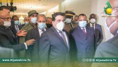 Photo of رئيس الرئاسي يصل الكونغو ويبحث هذه الملفات