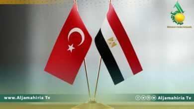 Photo of مصر ترفض رفع التمثيل الدبلوماسي مع تركيا بسبب ليبيا