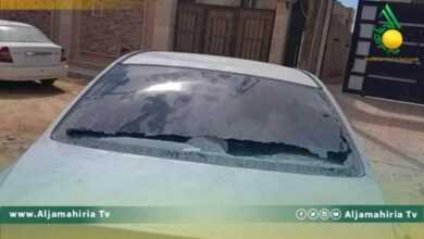 Photo of الشاب أبو بكر الفاخري يتعرض لمحاولة اغتيال ببنغازي