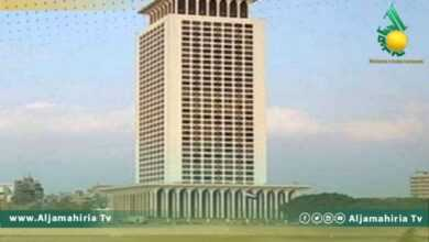 Photo of مصر تؤكد دعمها للتسوية الليبية