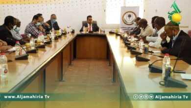 Photo of وزير العمل يؤكد ضرورة تفعيل مكاتب الجنوب