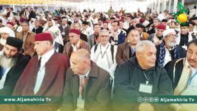 Photo of عضو الأعلى للقبائل يوجه رسالة لليبيين بشأن الانتخابات