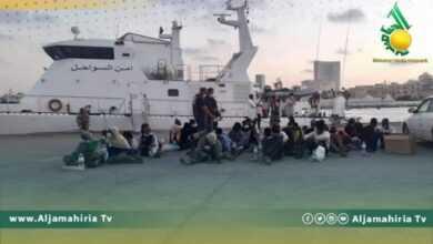 Photo of إنقاذ 42 مهاجر غير شرعي بينهم 9 نساء وأطفال