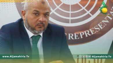 Photo of داخلية النواب ترفض بيانات منظمات دولية بحق سلطات ليبيا