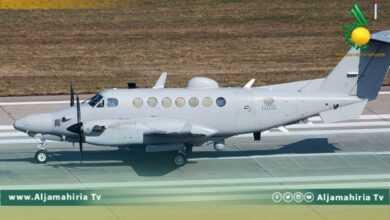 Photo of رصد طائرة عسكرية إيطالية قبالة ليبيا