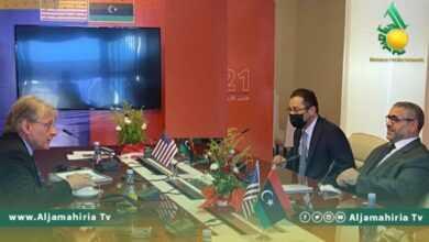 Photo of السفير الأمريكي يشجع على إجراء الانتخابات الليبية