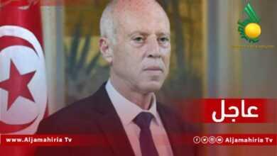 Photo of عاجل| الرئيس التونسي يعلن توليه السلطة التنفيذية بمساعدة رئيس حكومة جديد يعينه بنفسه