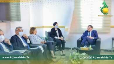 Photo of بعد ساعات من سفر دي مايو.. الدبيبة يلتقي وزيرة الداخلية الإيطالية لبحث هذه الملفات