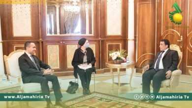 """Photo of المنفي يشدد على ضرورة حسم الإطار القانوني للانتخابات وتوصل """"النواب والأعلى للدولة"""" لتوافق بخصوصها"""