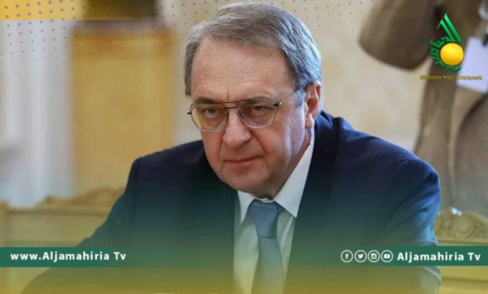 موسكو تؤكد على ضرورة إجراء الانتخابات