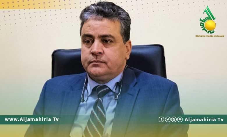 عضو مجلس النواب عمر تنتوش