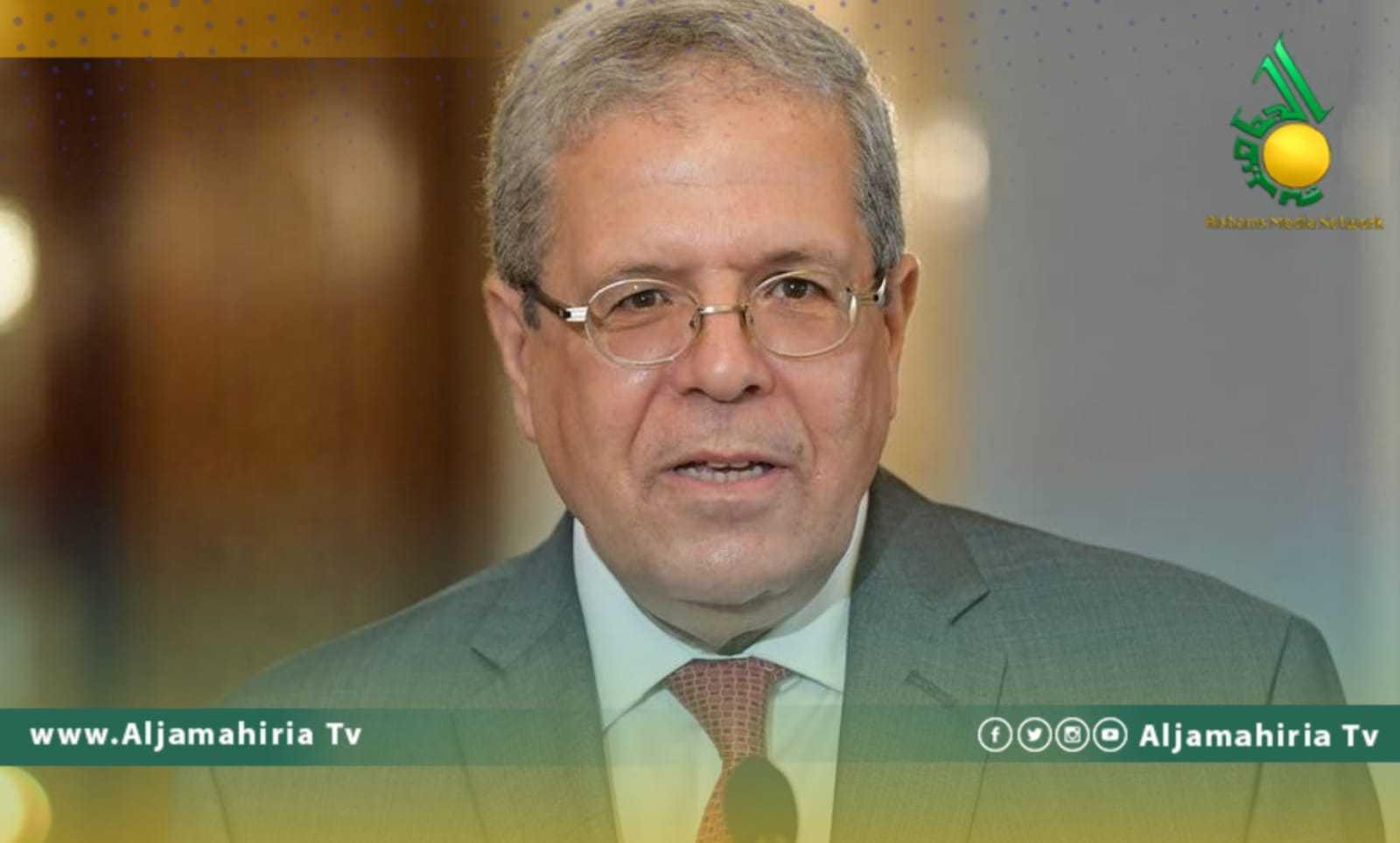 وزير خارجية تونس